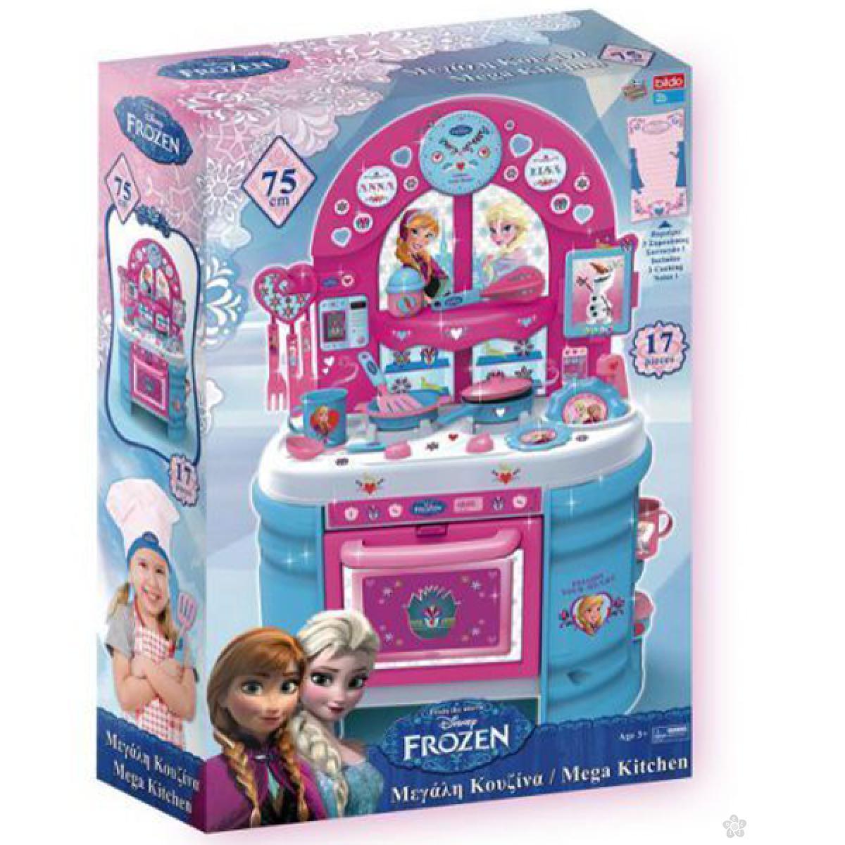 Kuhinja Frozen 04/8701