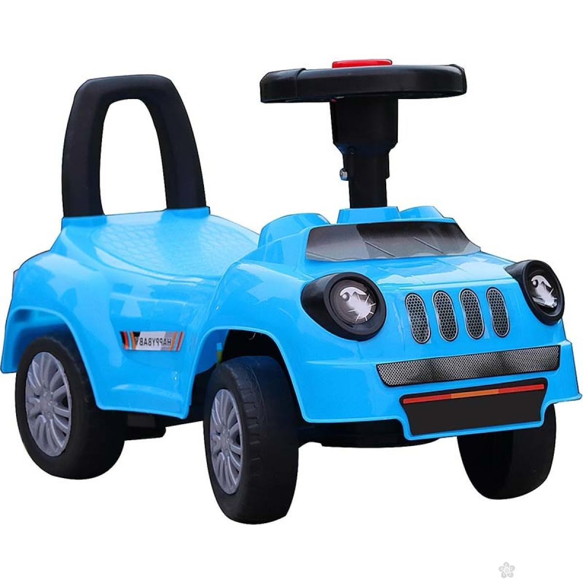 Dečija guralica Mini džip, 064907