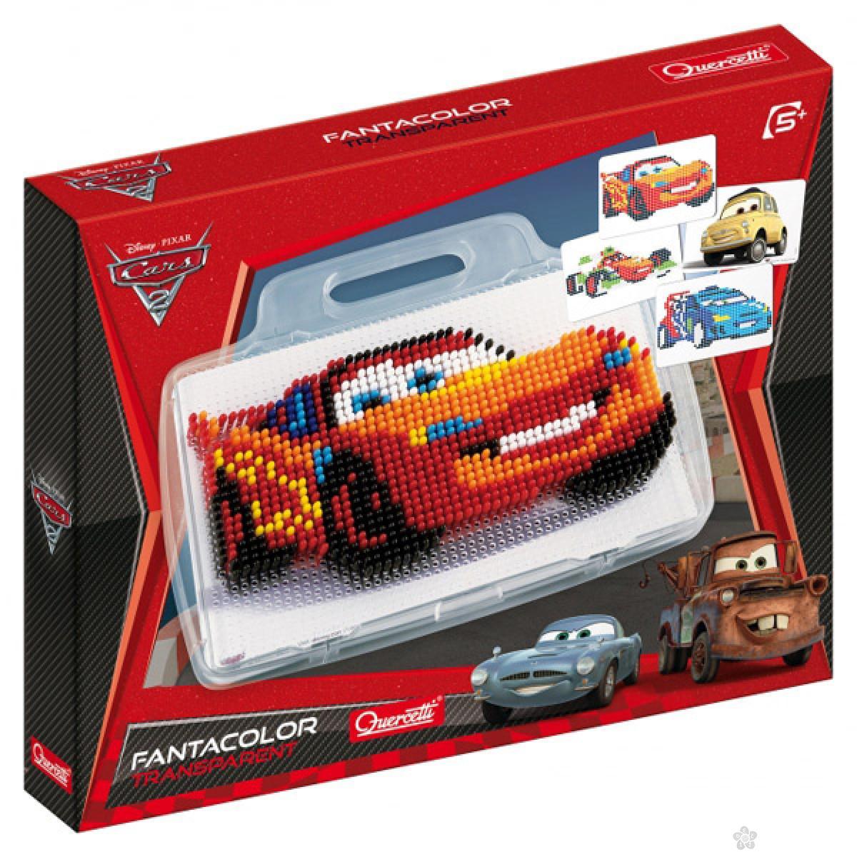 Mozaik Cars Quercetti 0656