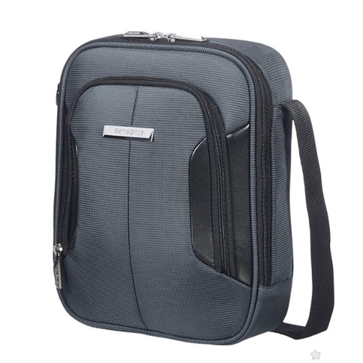 Samsonite torbica na rame TABLET CROSSOVER 9.7 SIVA