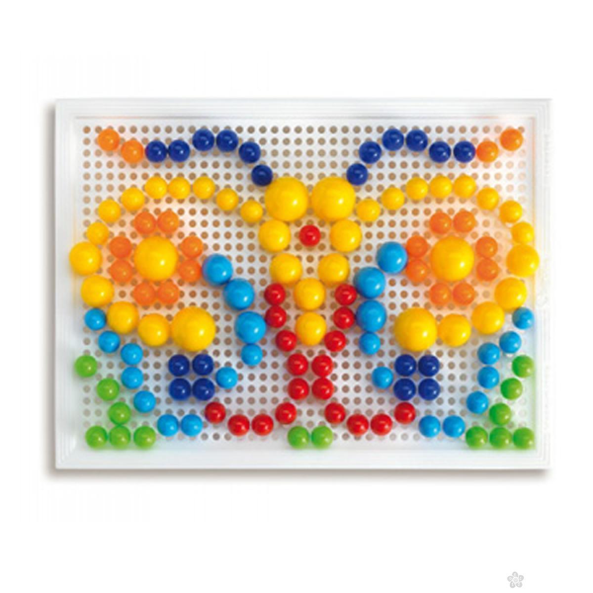 Mozaik Quercetti Portabl 160 delova, 09208