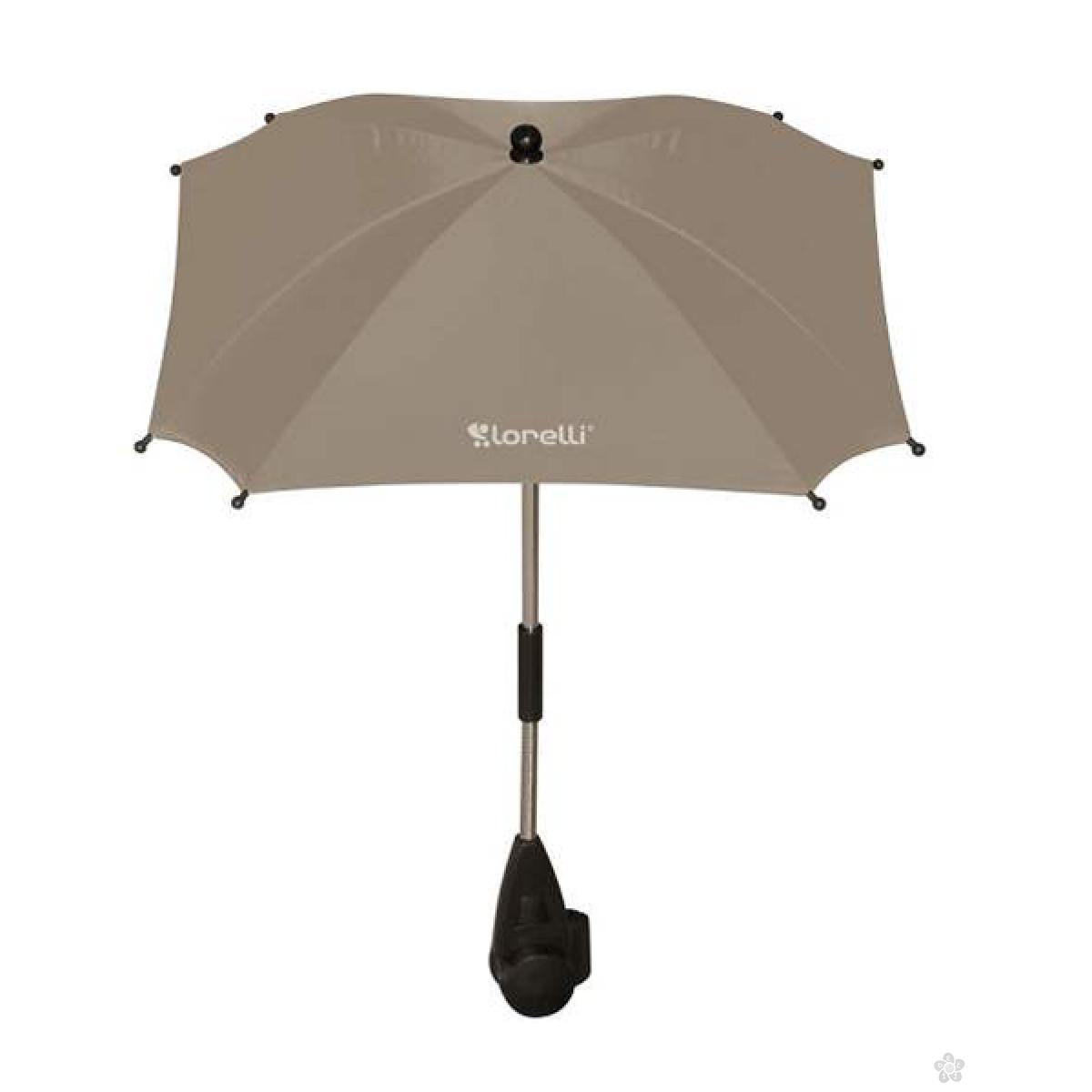 Suncobran Bertoni za Kolica sa UV Zaštitom Beige, 10030021601