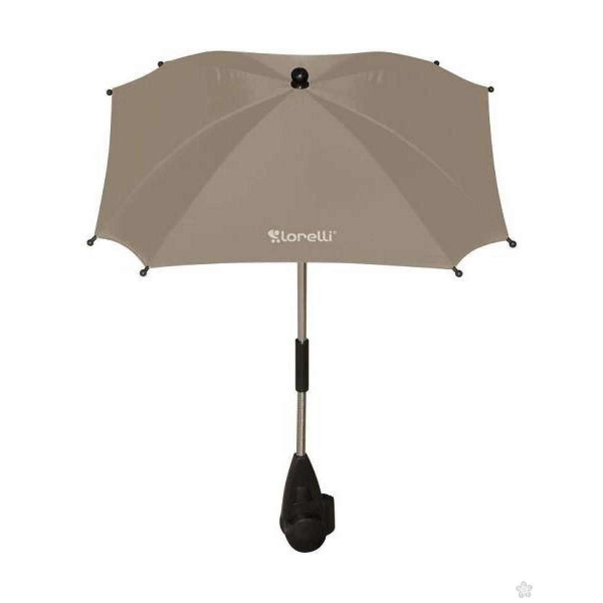 Suncobran za kolica sa UV Zaštitom Beige, 10030021701