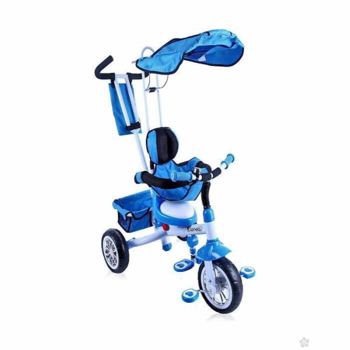 Dečiji Tricikl B301B Blue & White, 10050101606