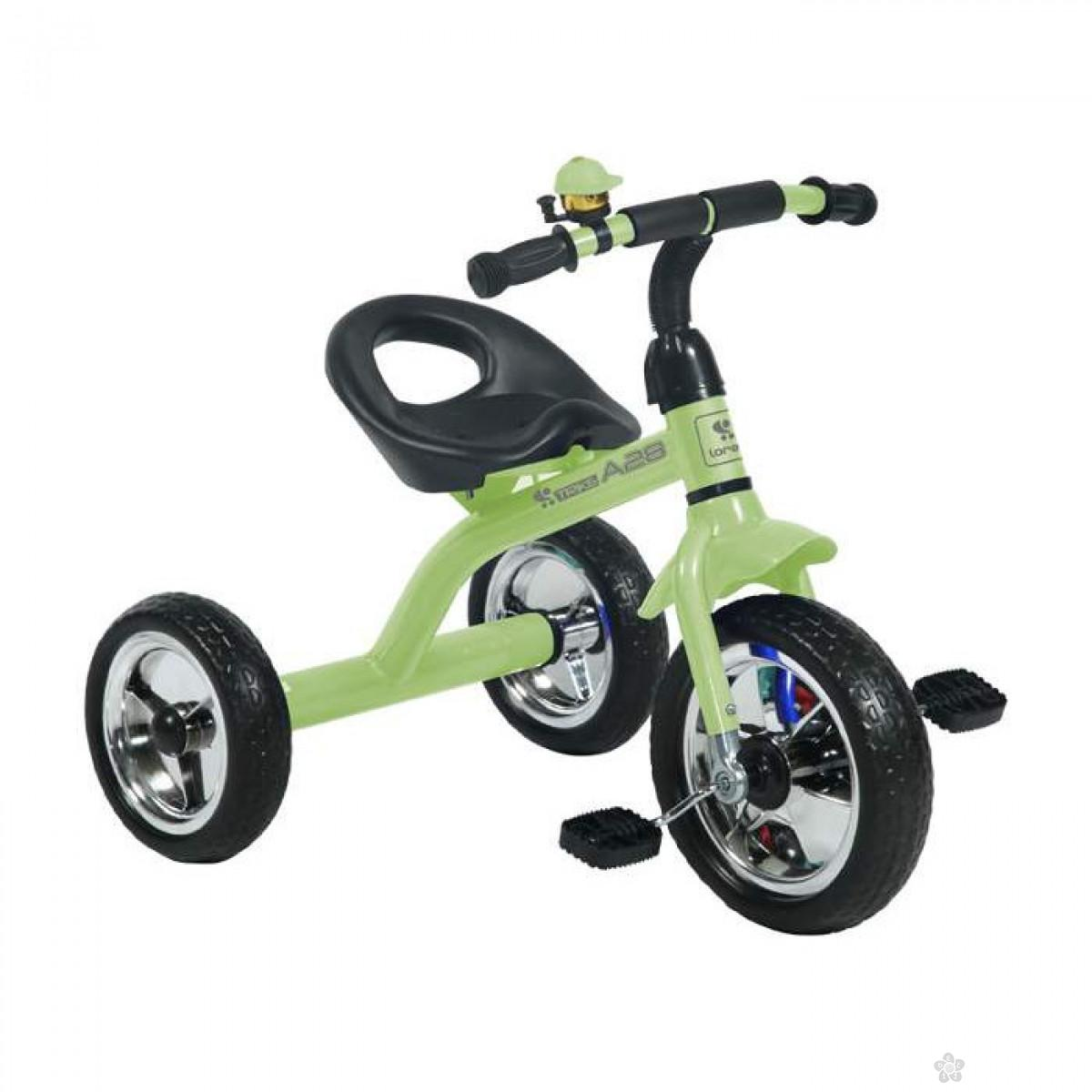 Dečiji Tricikl A28 Green/Black