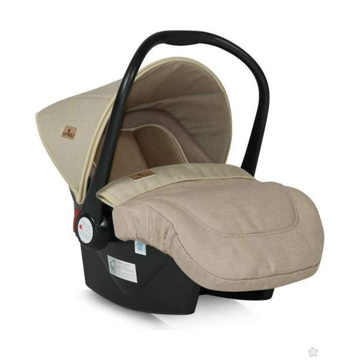 Auto Sedište Lifesaver Beige 0-13kg 10070301840