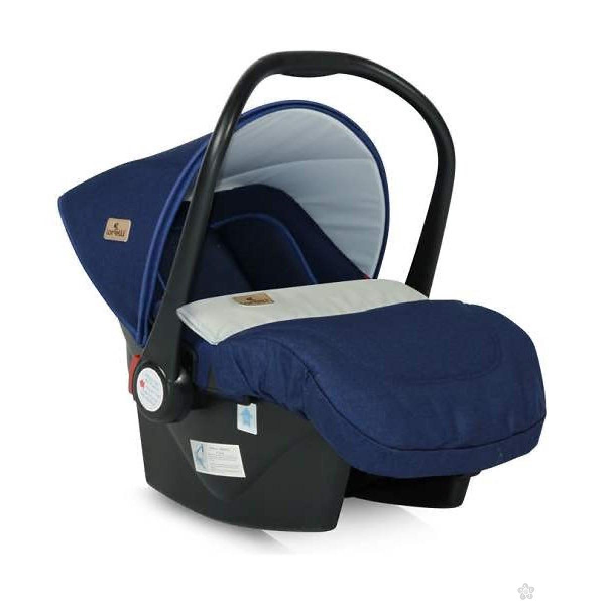 Auto Sedište Lifesaver Blue 0-13kg 10070301842