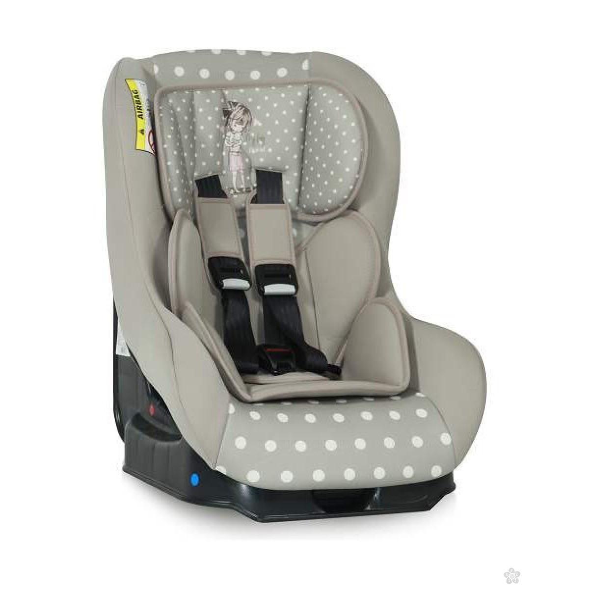 Auto Sedište Bertoni Lorelli Beta Plus Beige Girl 0-18 kg