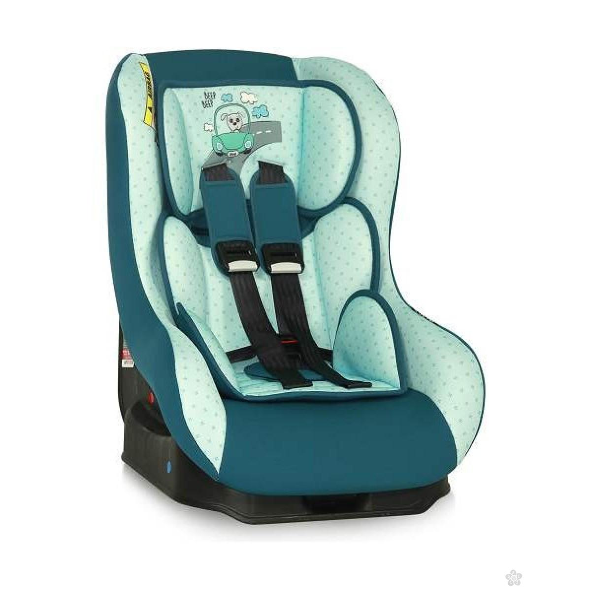 Auto Sedište Bertoni Lorelli Beta Plus Aquamarine Dog 0-18 kg