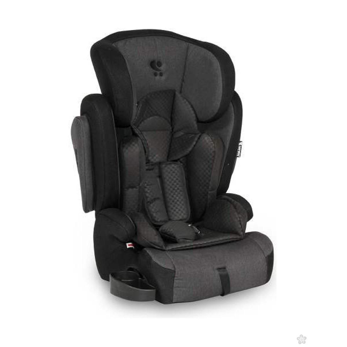 Auto Sedište Omega Black 9-36kg, 10071041755
