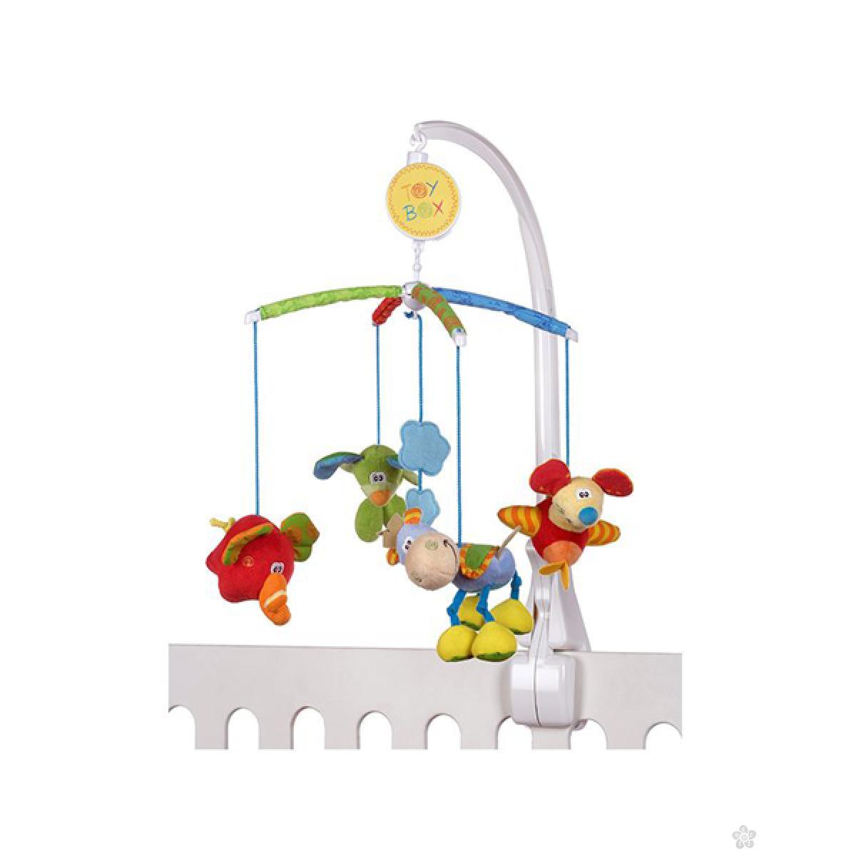 Muzička vrteška PlayGro, 102103