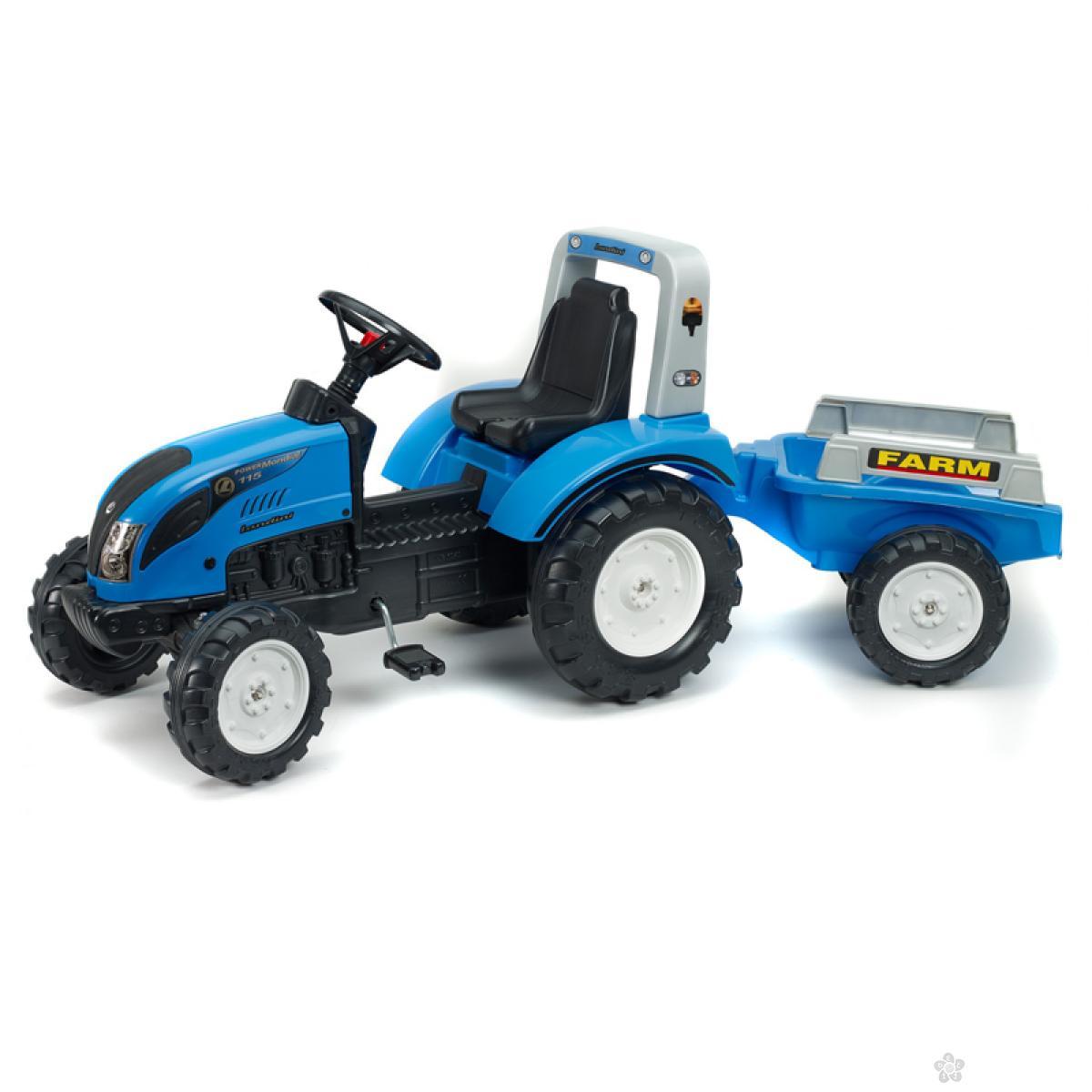 Guralica Falk Traktor Landini Power Mondial 1050ab
