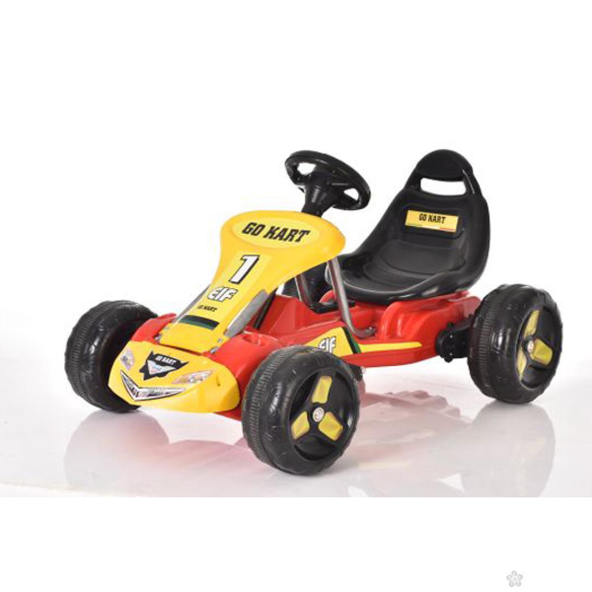 Karting na pedale 11/2805