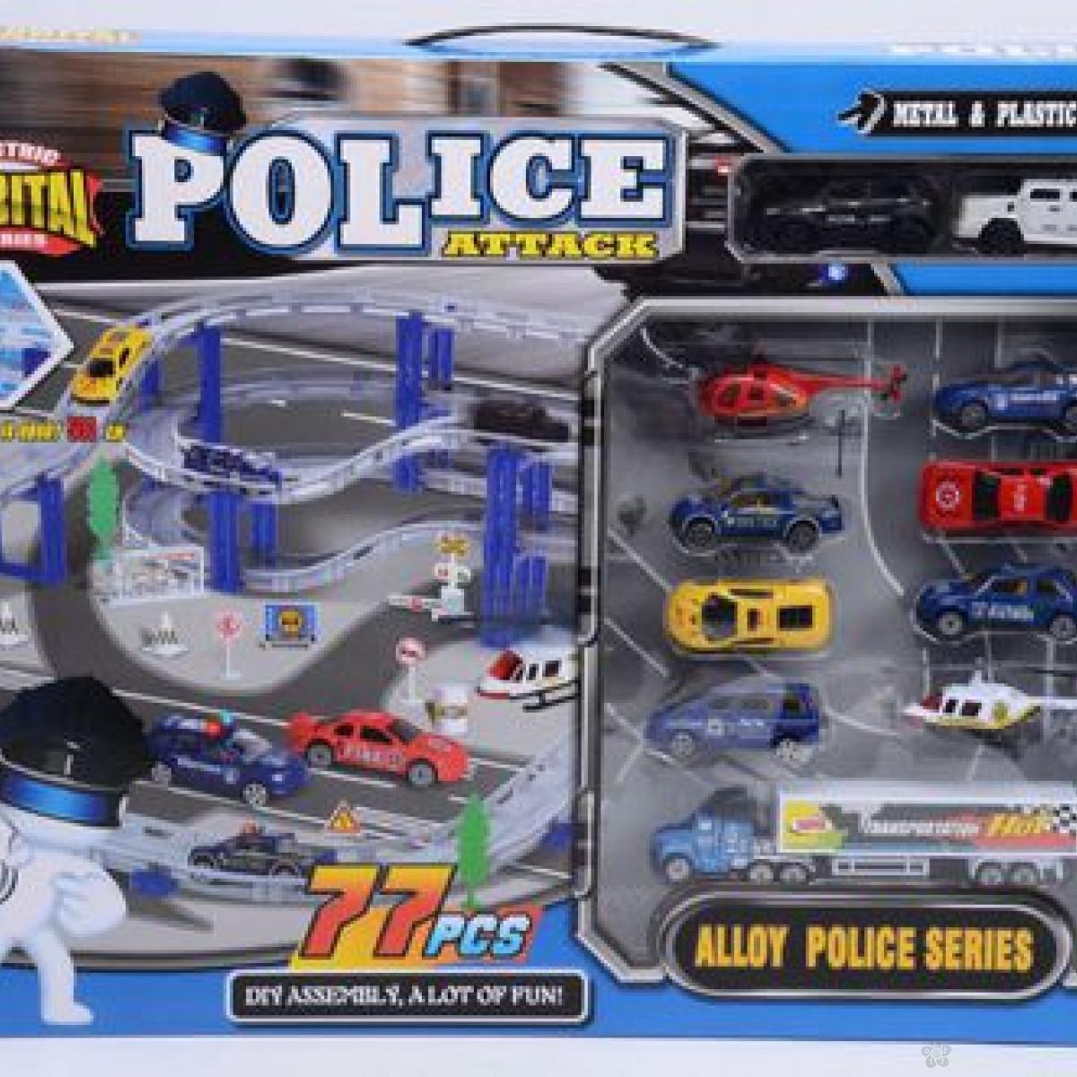 Policijska stanica, 11/23322