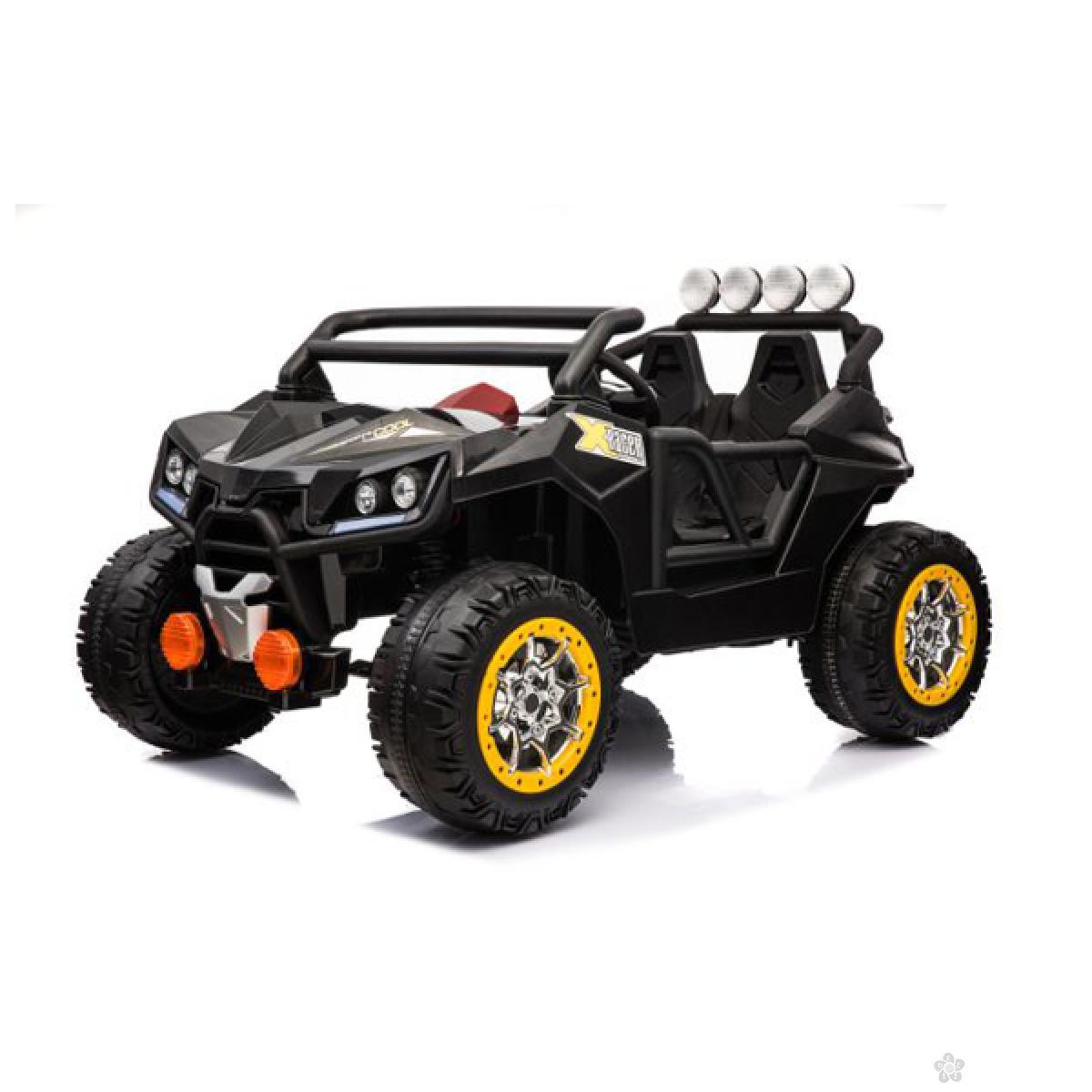 Auto na akumulator Buggy 12V10AH*1+2MOTORA KL-2988