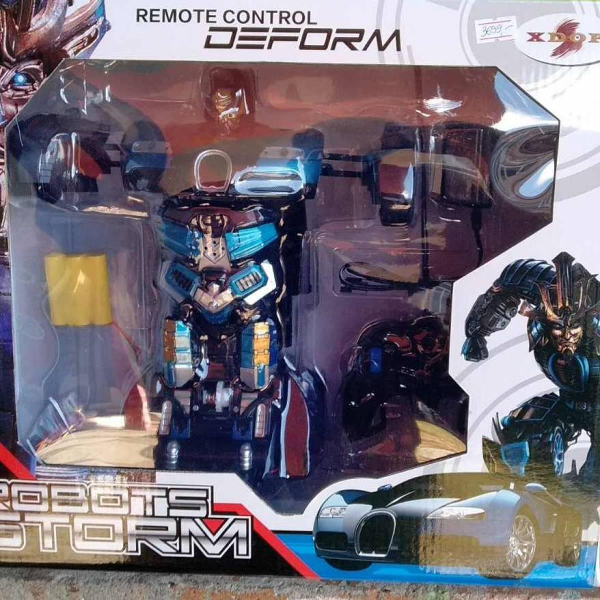Robot auto transformers R/C 1:14 , 11/42417