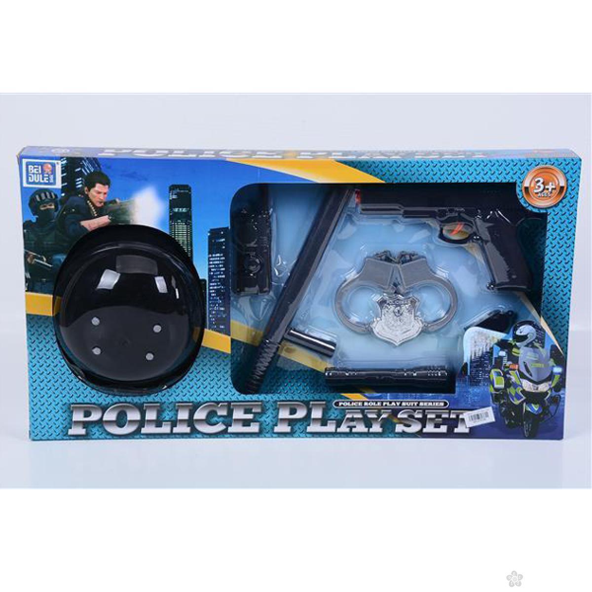 Policijski set 11/70166