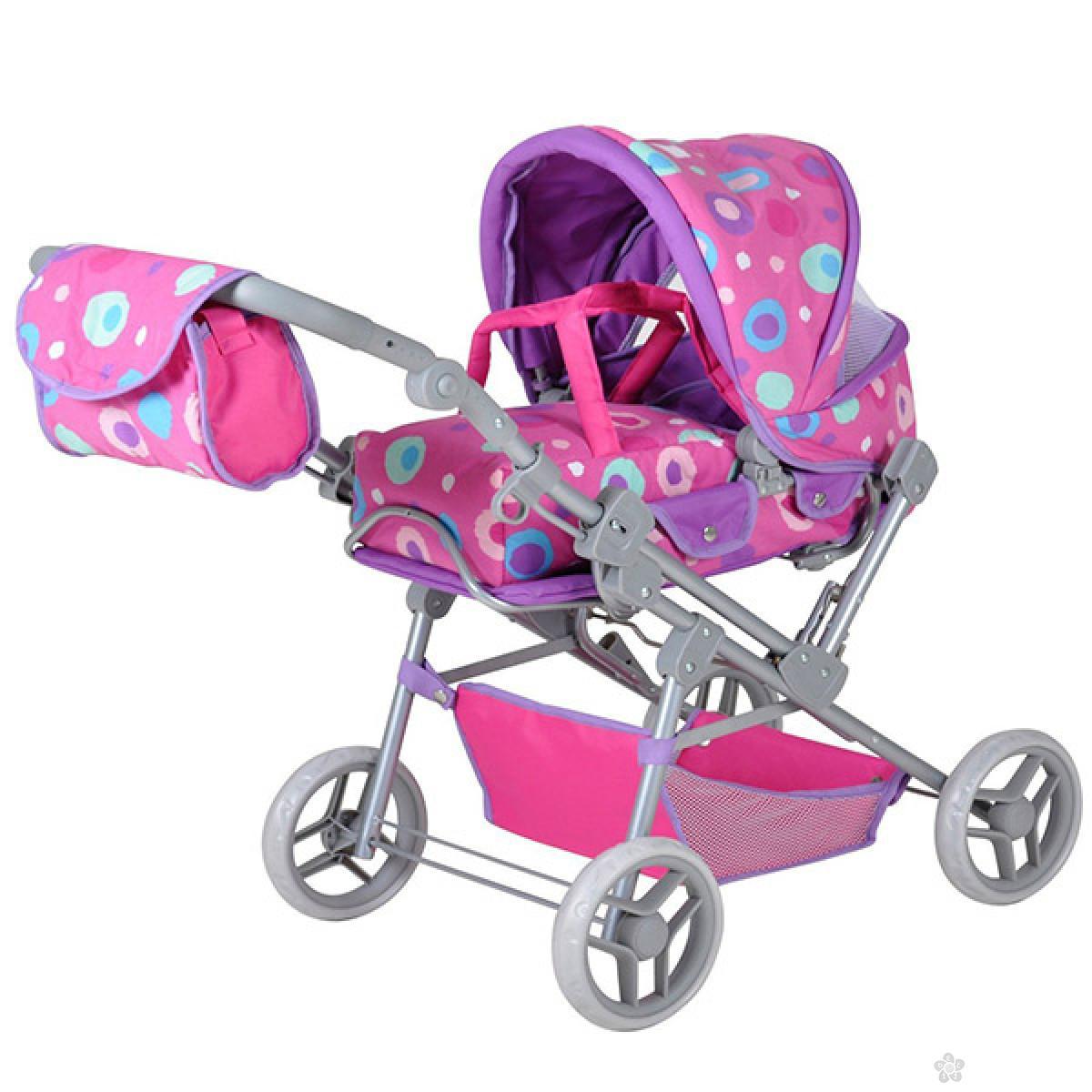 Kolica za lutke Knorr Toys Mioux 11415