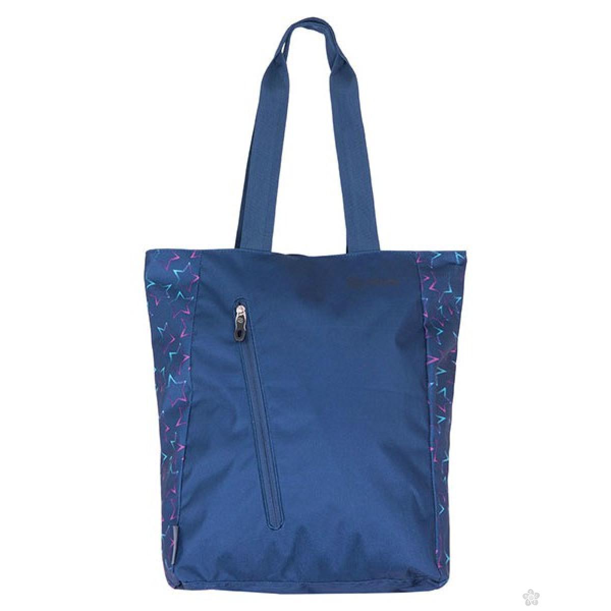 Shopping bag Music Blue Star, 121234