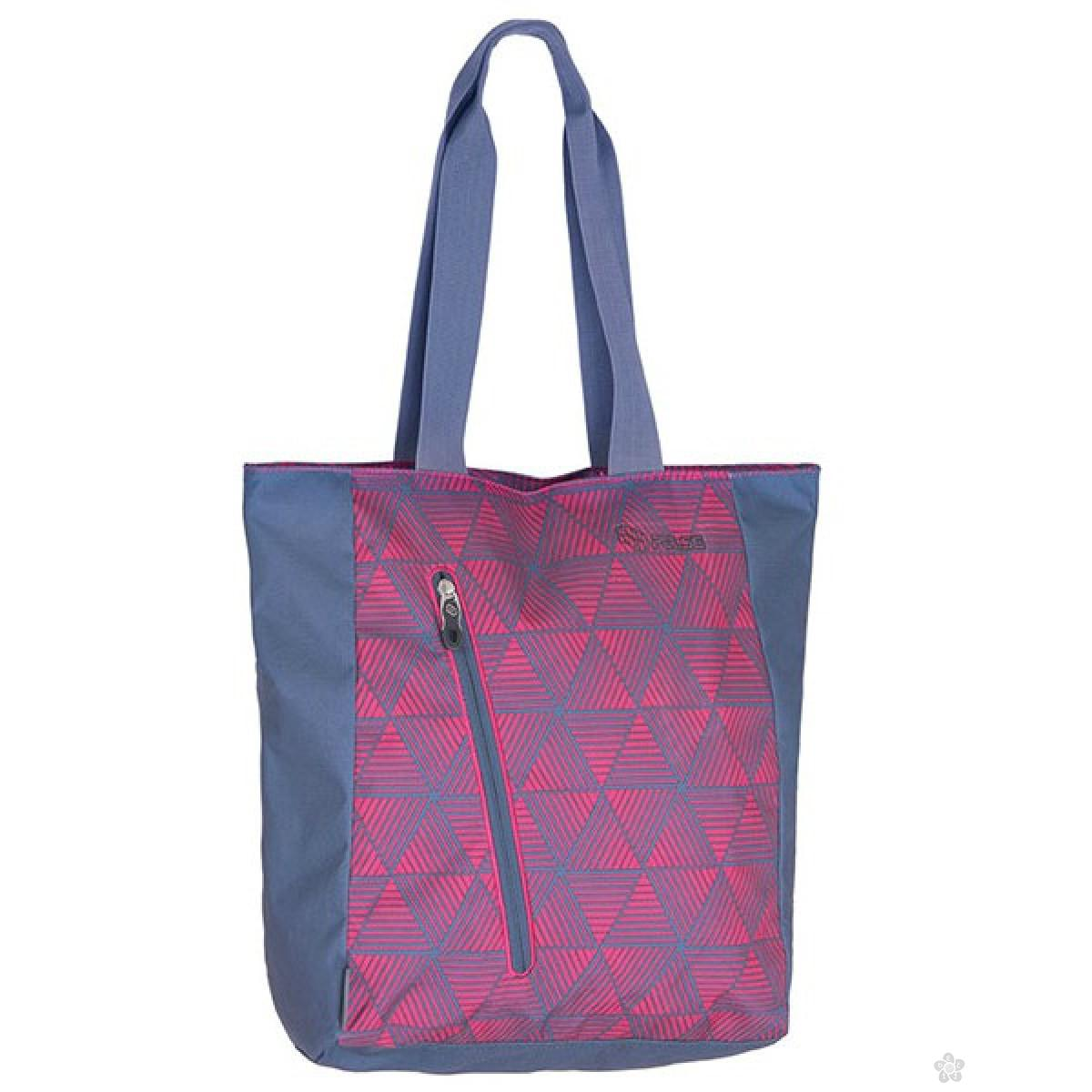 Shopping bag Music Pink Triangle, 121237