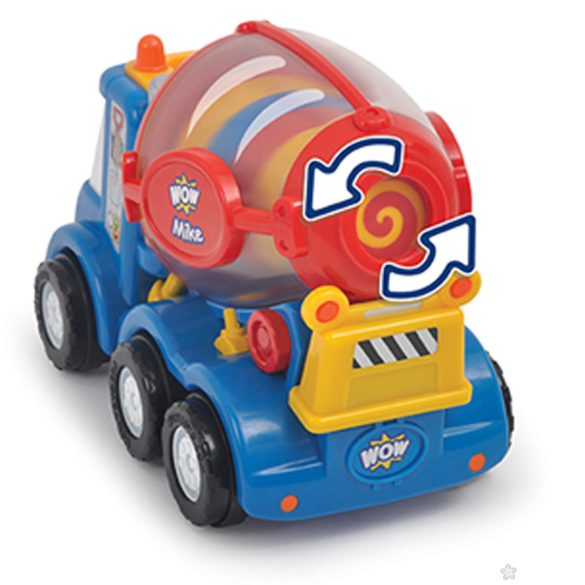 Igračka kamion mešalica Mix n Mike Wow, 250-10185