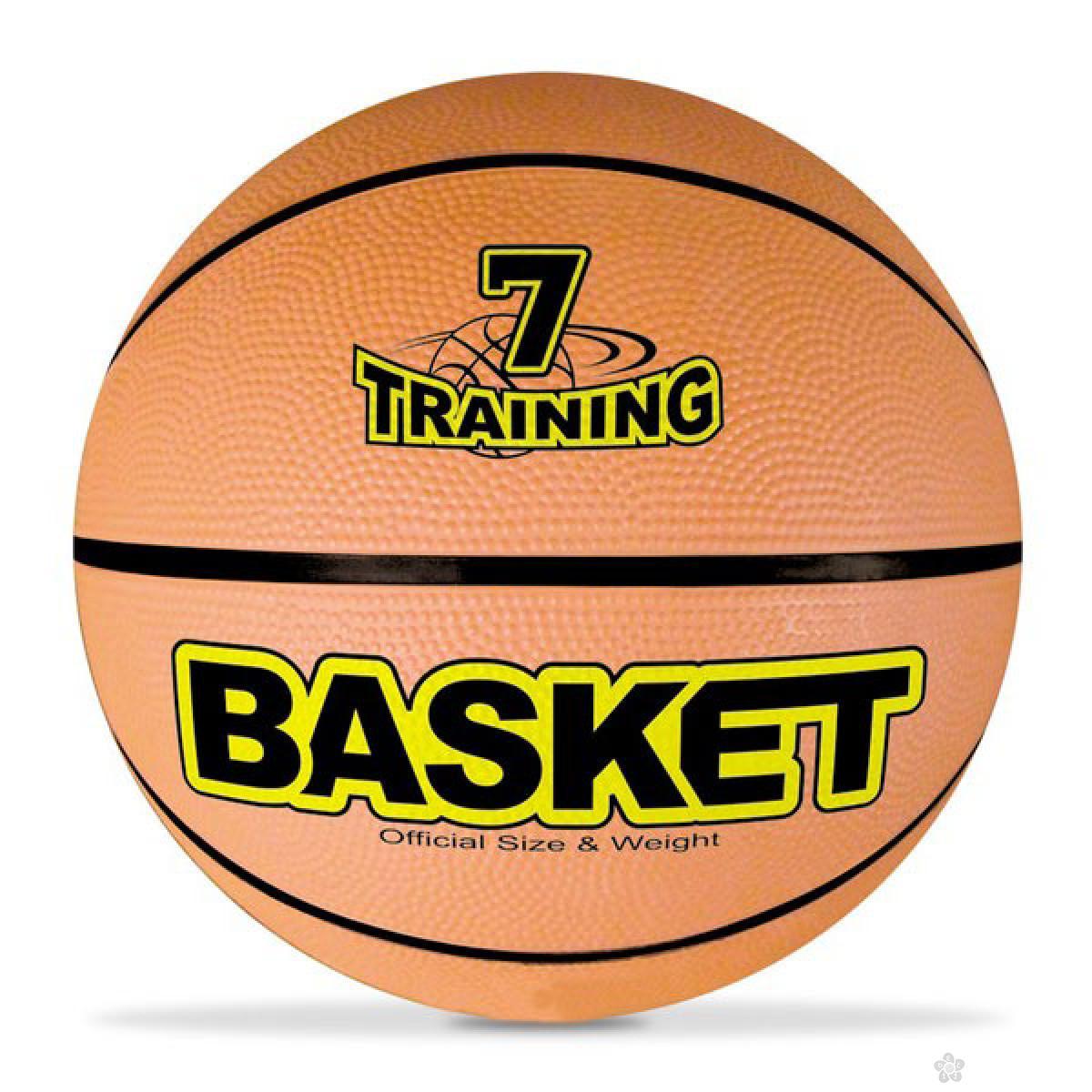 Lopta košarka trening 13041