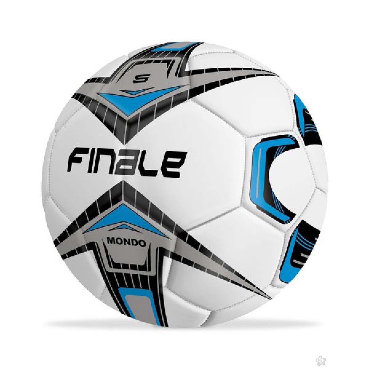 Lopta fudbal finale plava 13595