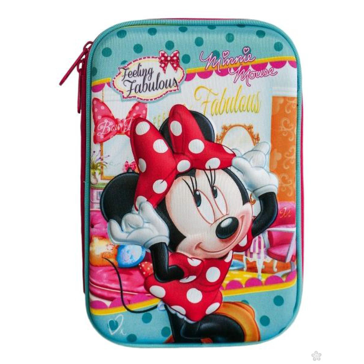 3D pernica Minnie Mouse Beauty 318450