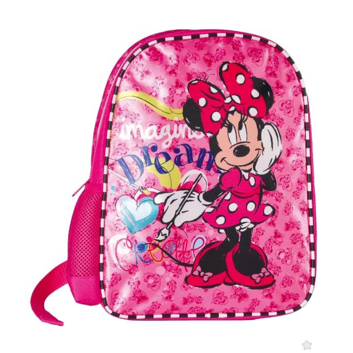 Ranac za vrtić Minnie Mouse Pink 318035