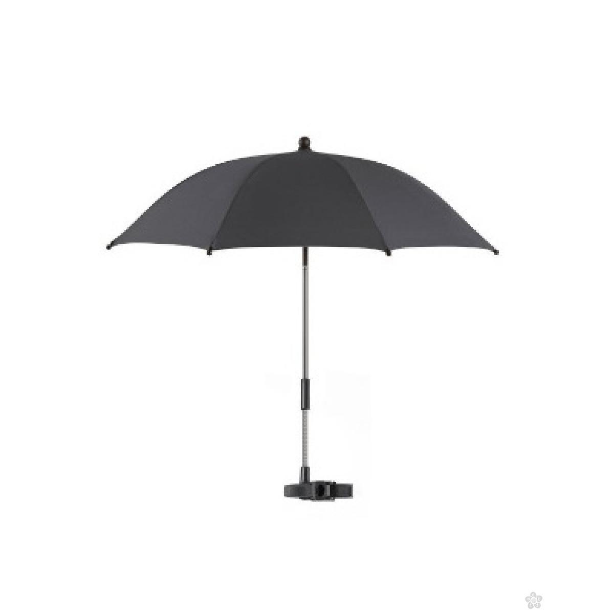 Suncobran za kolica sa UV zaštitom/boja crna, 141-72152