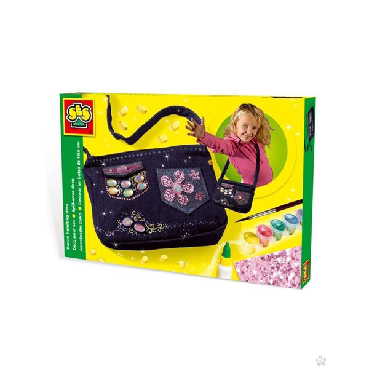 Kreiraj teksas torbu SES 14868