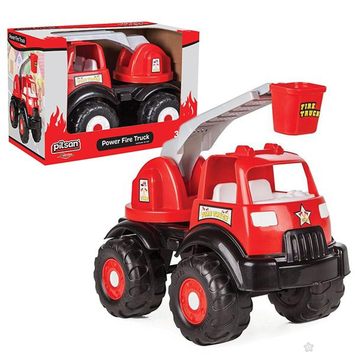 Pilsan Vatrogasni kamion PL-06-519
