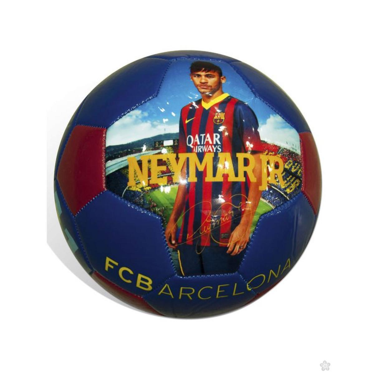Fudbalska lopta-Neymar