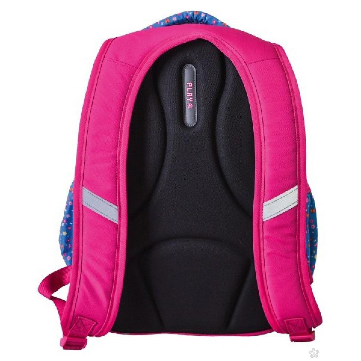 Ranac za školu Exa Sweet Pink, 160126
