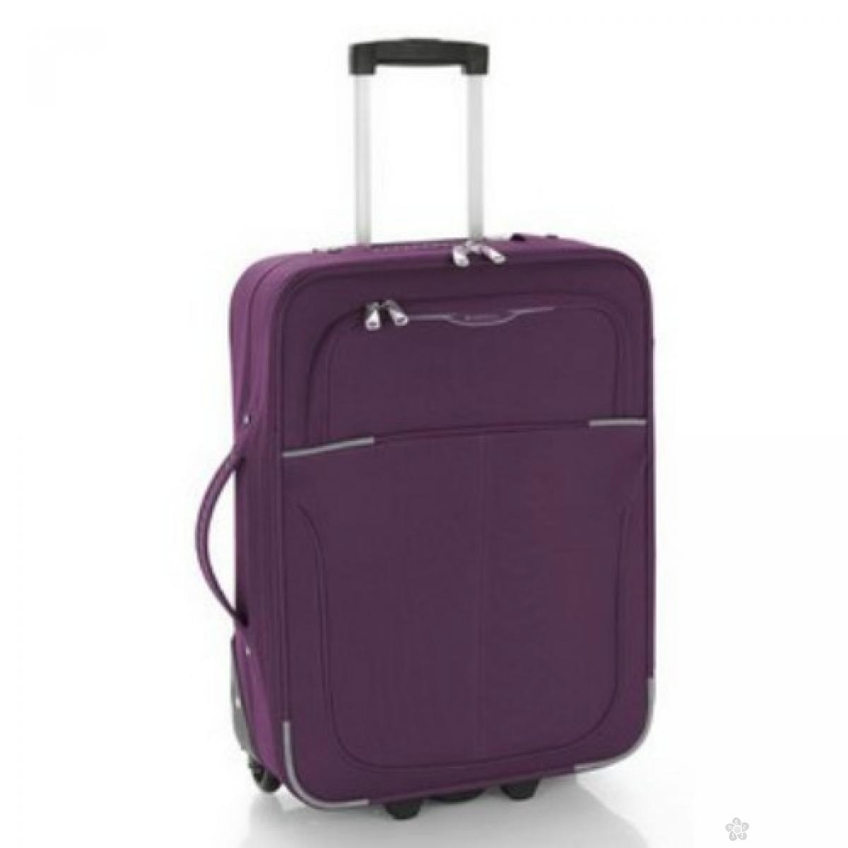 Kofer mali polyester Malasia ljubičasta, 16KG113321L