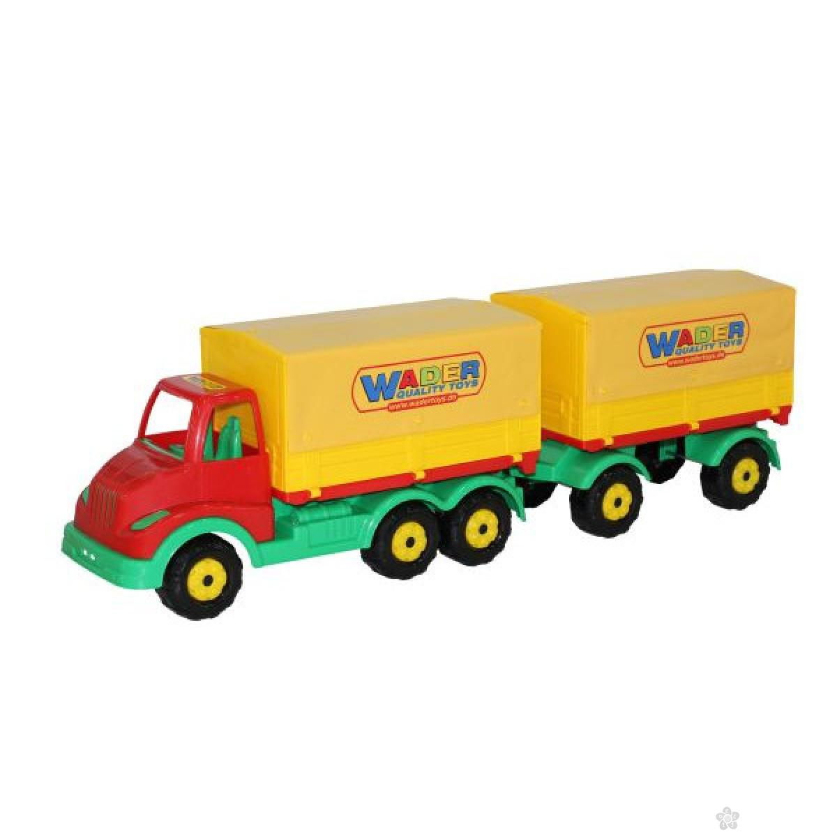 Kamion sa prikolicom 17/44075