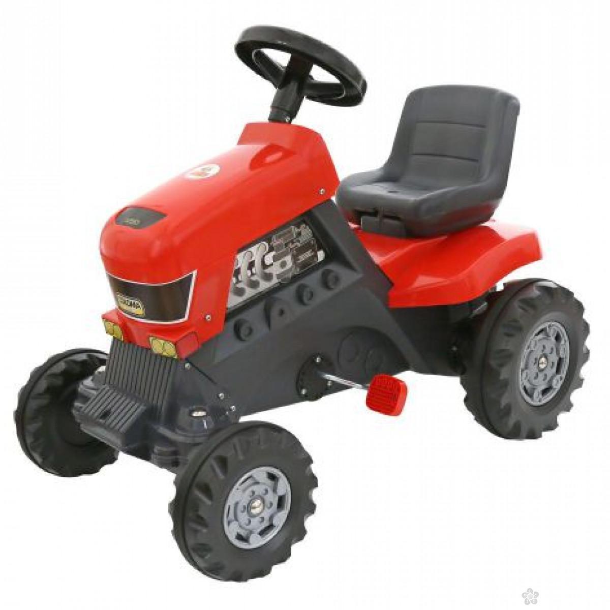 Traktor na pedale Coloma 17-52674