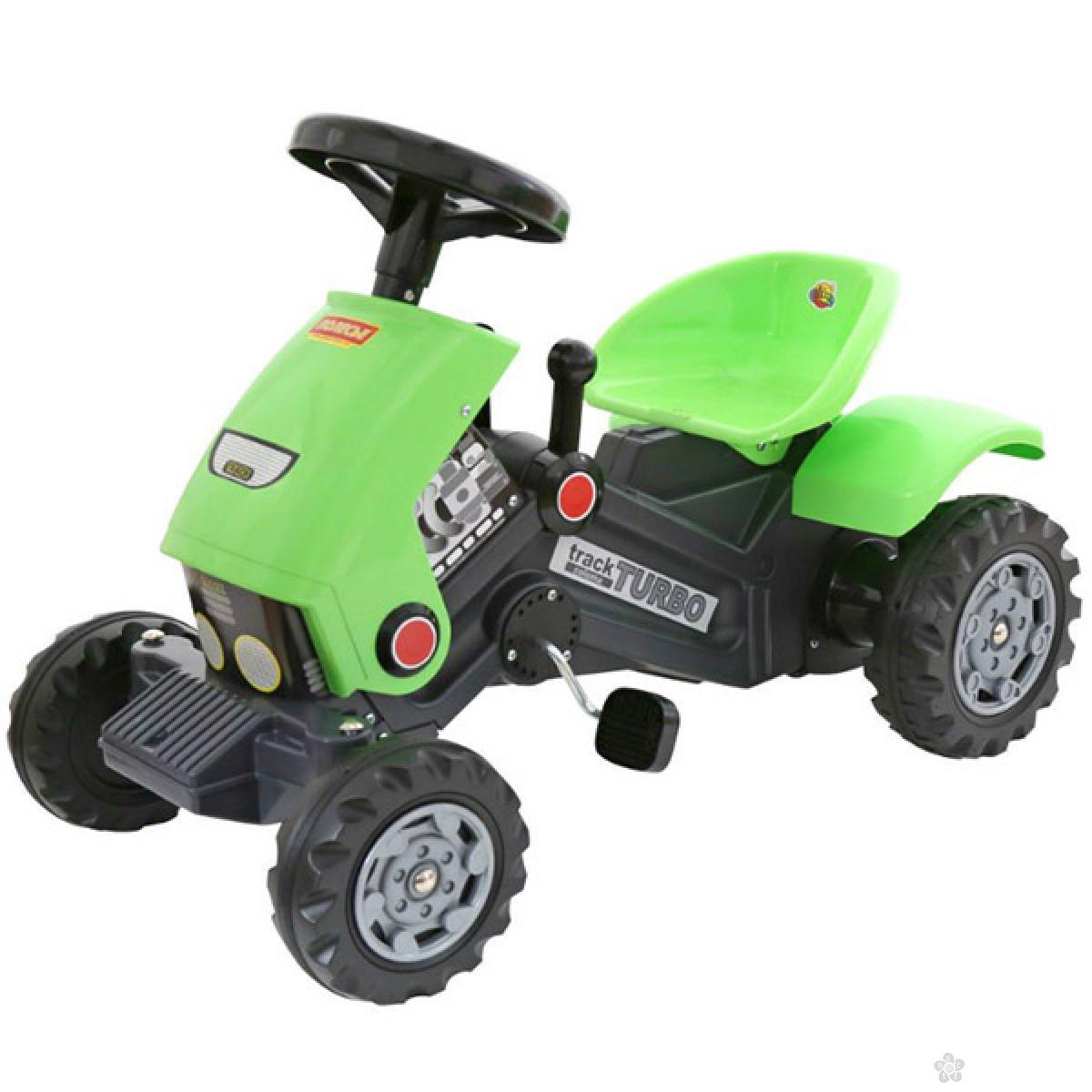 Traktor na pedale Coloma 17-52735