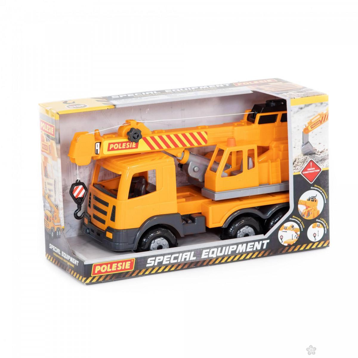Kamion sa kranom 17/70715