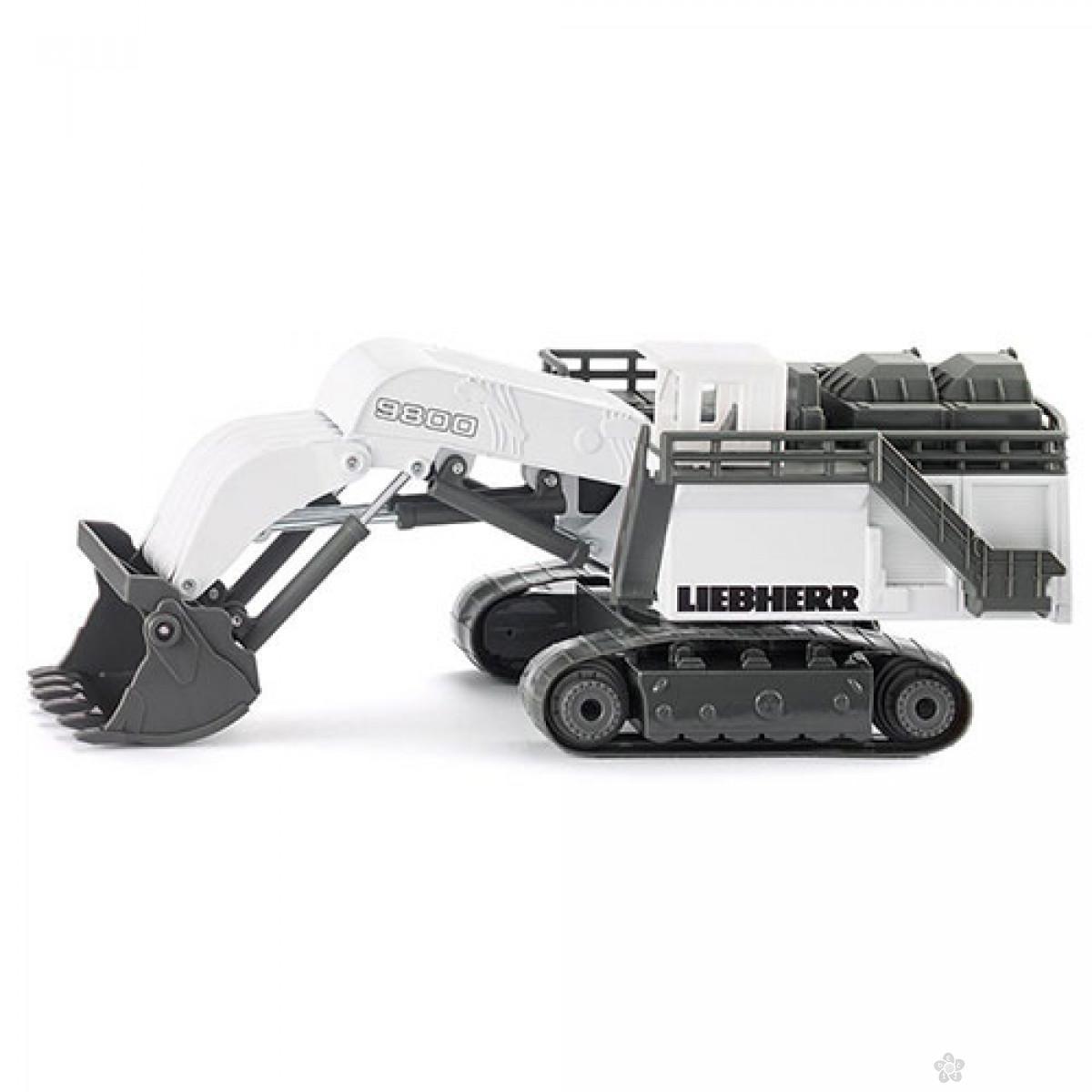 Liebherr R9800 Mining bager