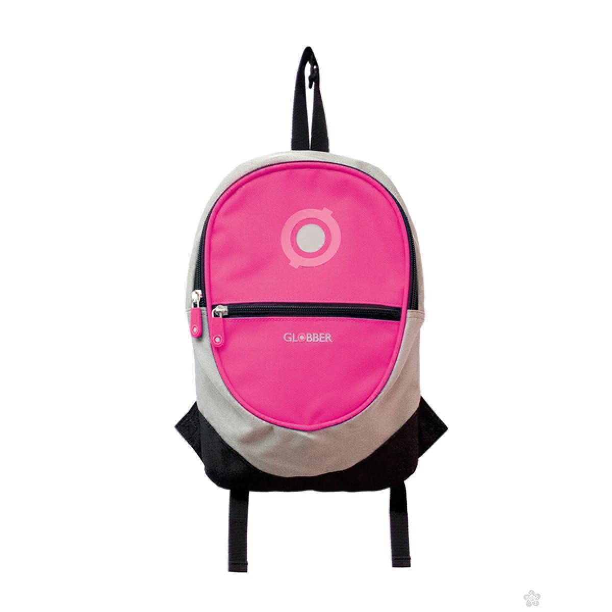 Ranac za trotinet Junior Pink Globber 18109