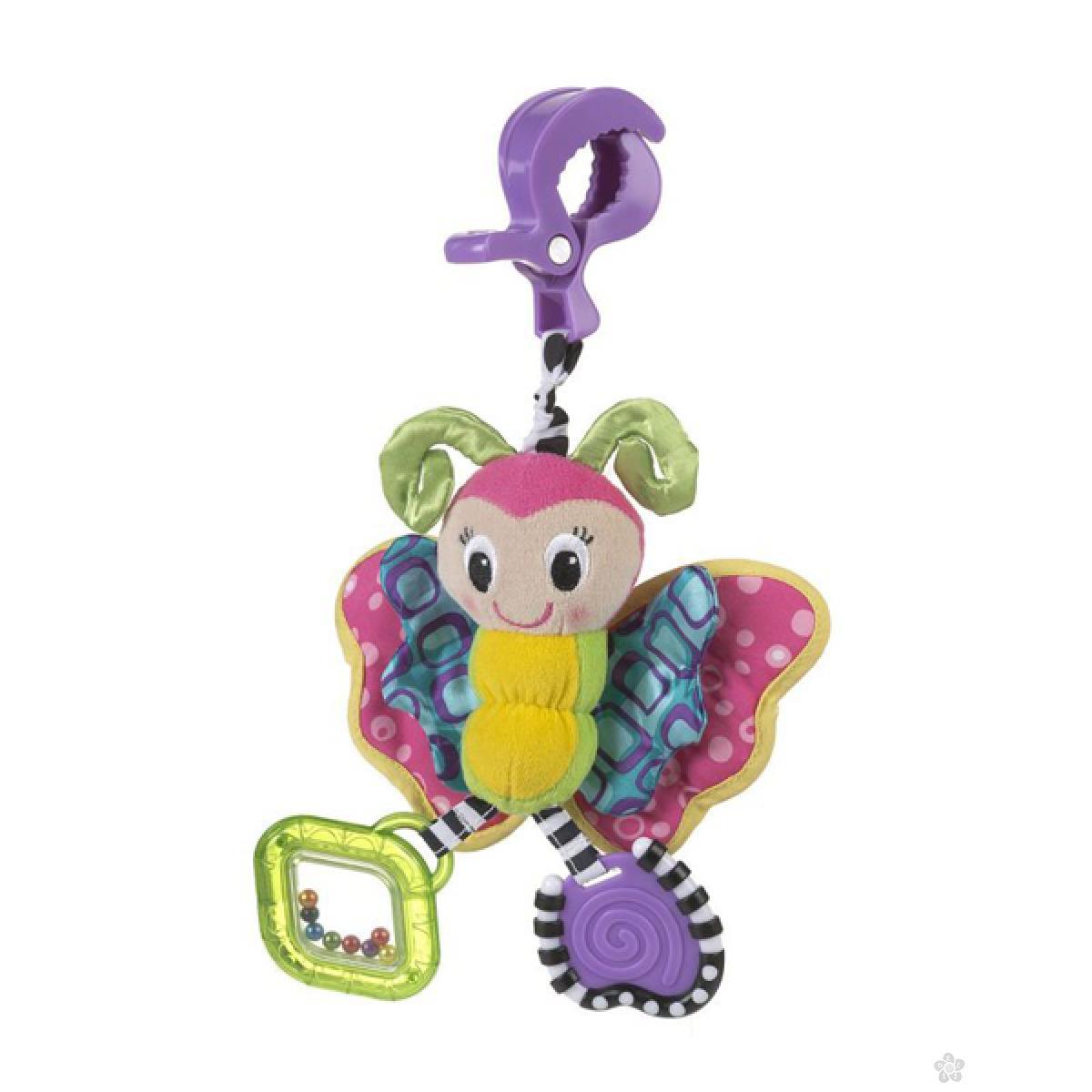 Igračke za bebe štipaljka Playgro leptir 182851