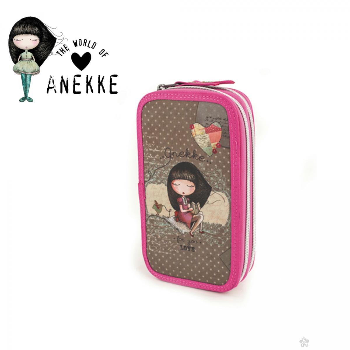 Pernica sa dva zip puna Anekke Sweet, 18AN-910-SW