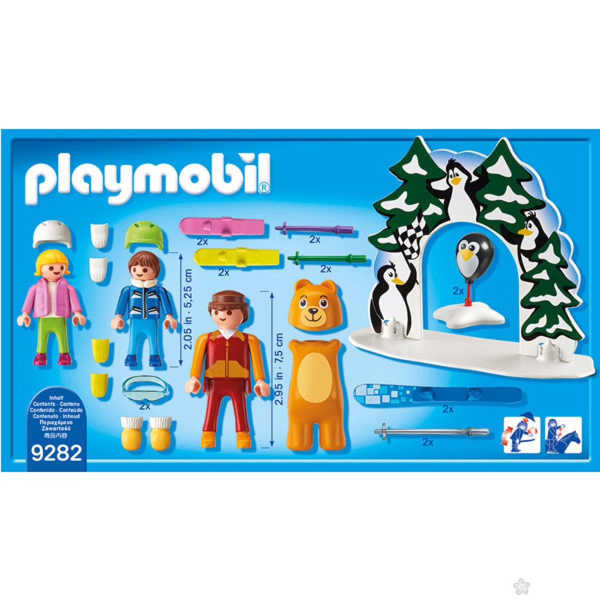 Playmobil Čas skijanja 19478