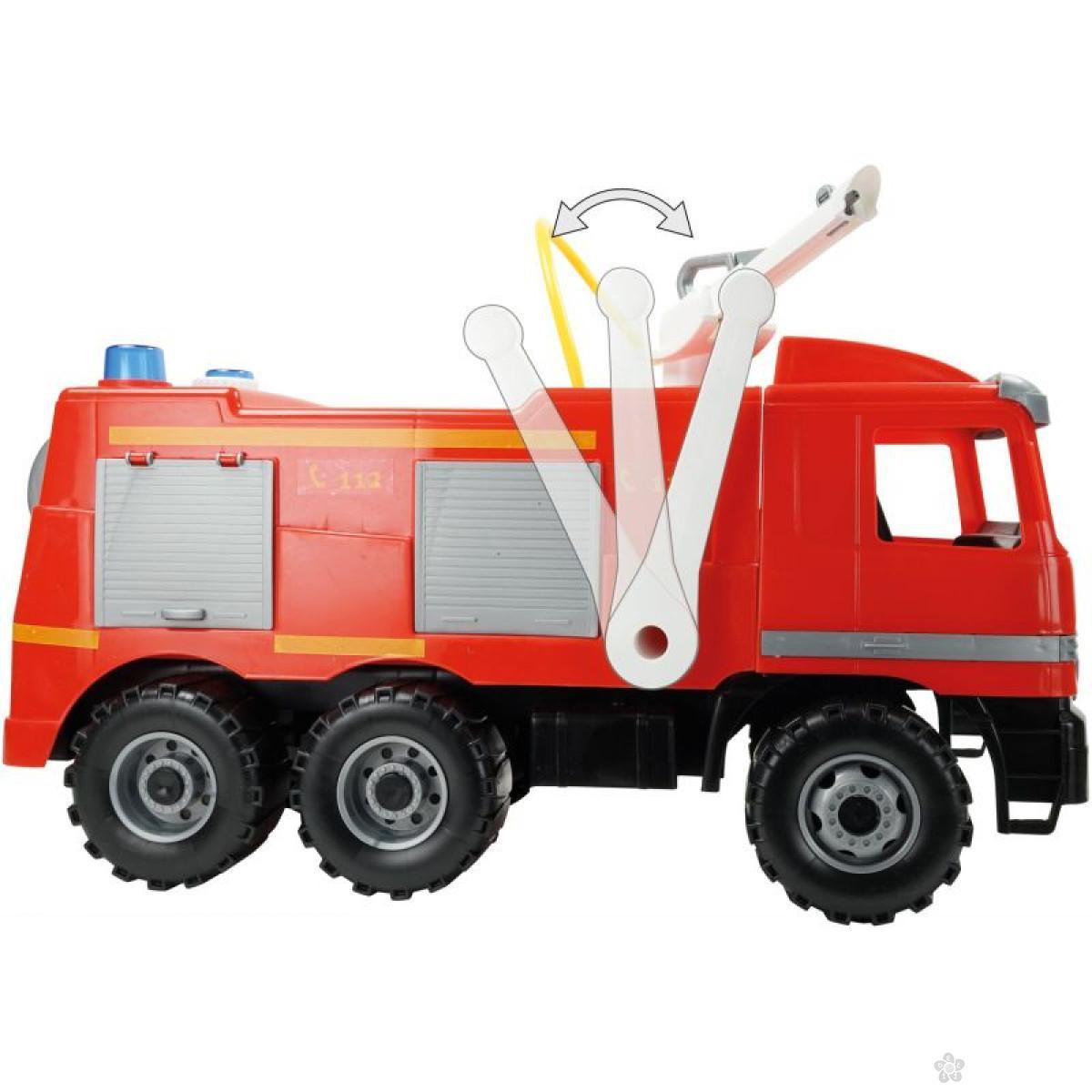 Vatrogasni kamion Lena, 2058