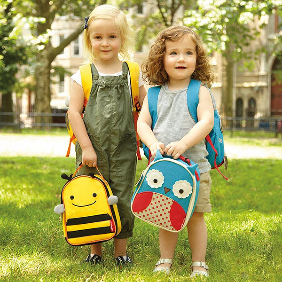 Zoo torbica za užinu Sova 212104