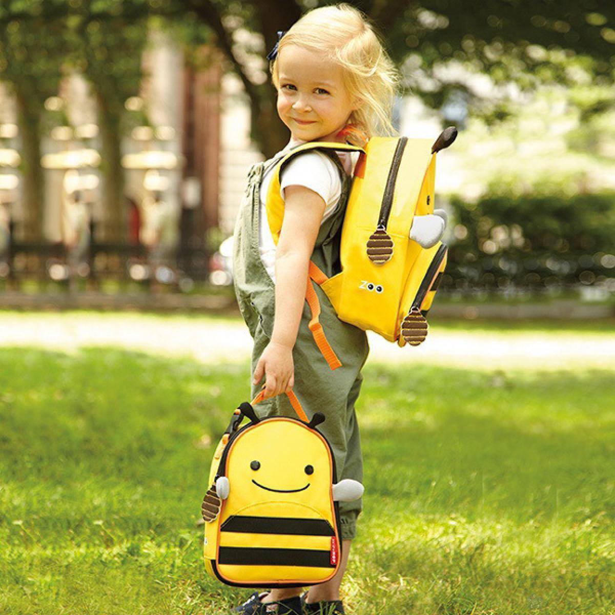 Zoo torbica za užinu Pčelica 212105