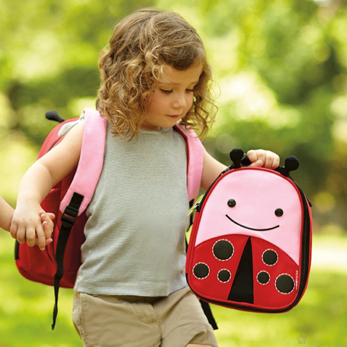 Zoo torbica za užinu Bubamara 212110