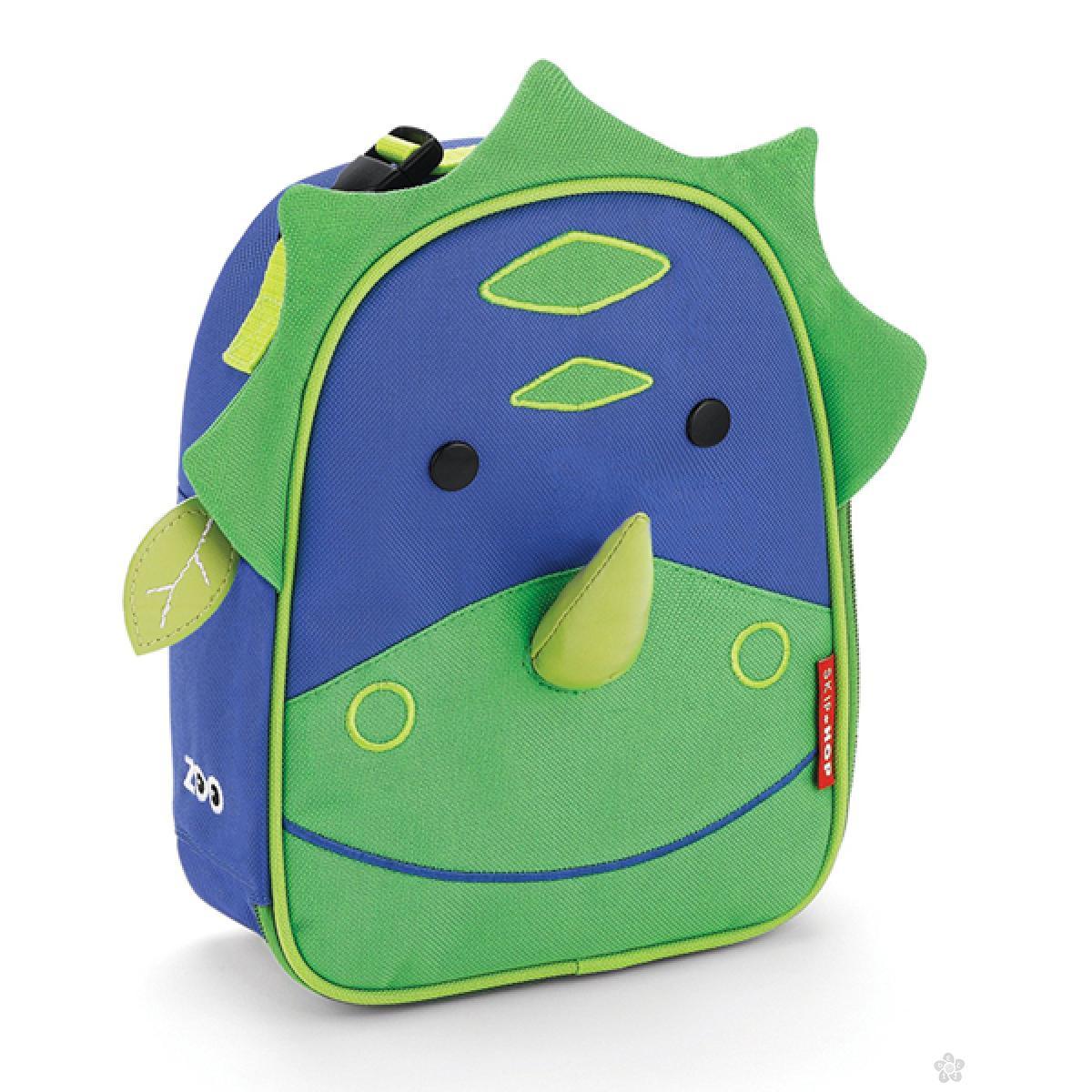 Zoo torbica za užinu Dinosaurus 212114