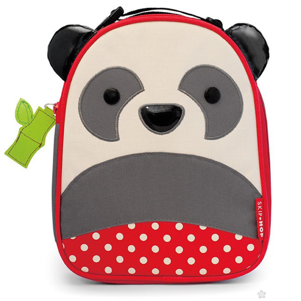Zoo torbica za užinu Panda 212119